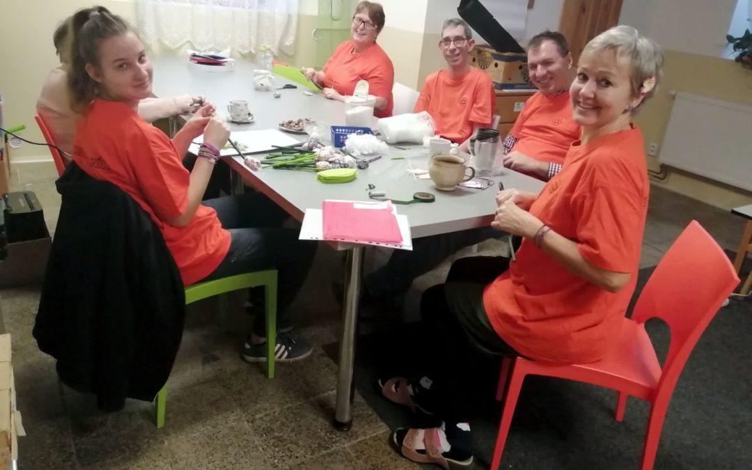V Dobrovolnickém centru RADKA v Kadani vznikl klub pro dobrovolníky DOBROKLUB