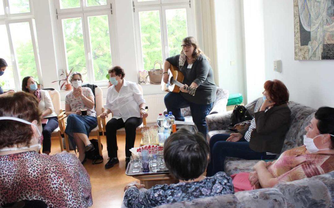 18 let dobrovolnictví v Hospici sv. Štěpána v Litoměřicích