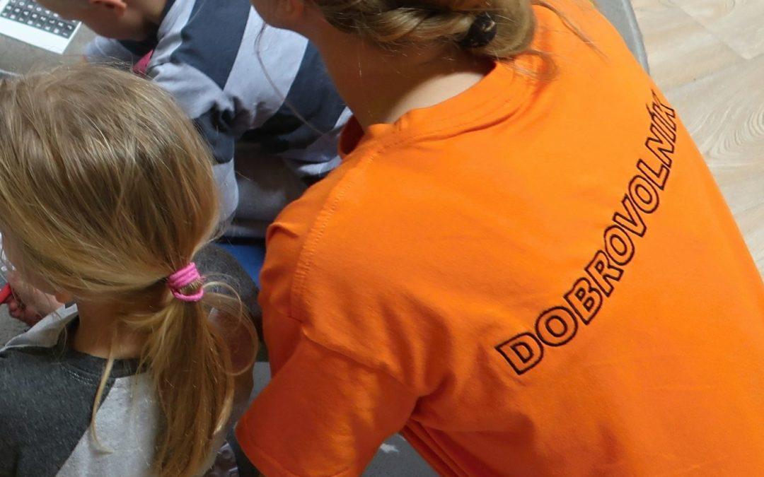 Školení dobrovolníků – dobrovolnická služba v kultuře