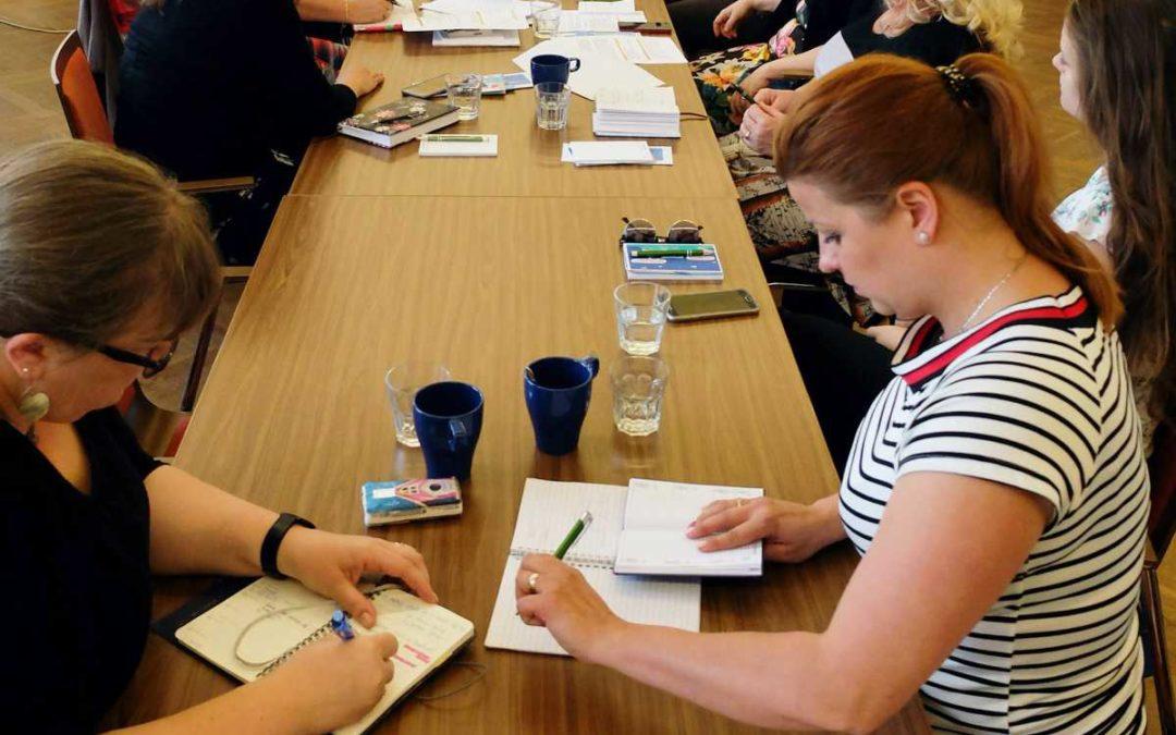 Pozvánka – otevíráme kurz Profesionalizace dobrovolnictví pro koordinátory