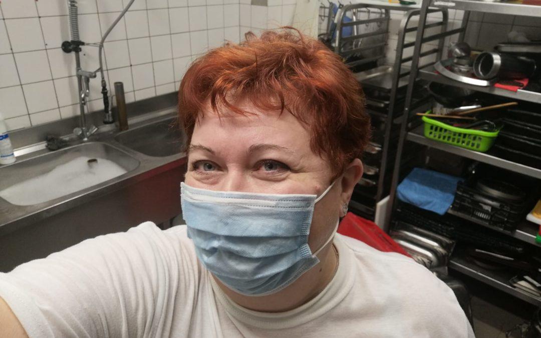 Dobrovolníci pomáhají zvládnout epidemii v Ústeckém kraji