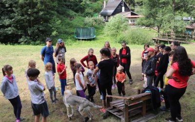 Dobrovolníci působící na táborech a akcích pro děti a mládež mohou čerpat placené pracovní volno