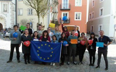 Komplexní a tematický projekt Erasmus plus se blíží dokončení