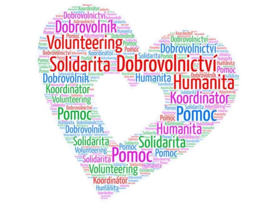 """Pozvánka – """"15 let dobrovolnického programu v Sociální agentuře"""""""