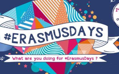 Erasmusdays – Dobrovolnictví jako neformální vzdělávání
