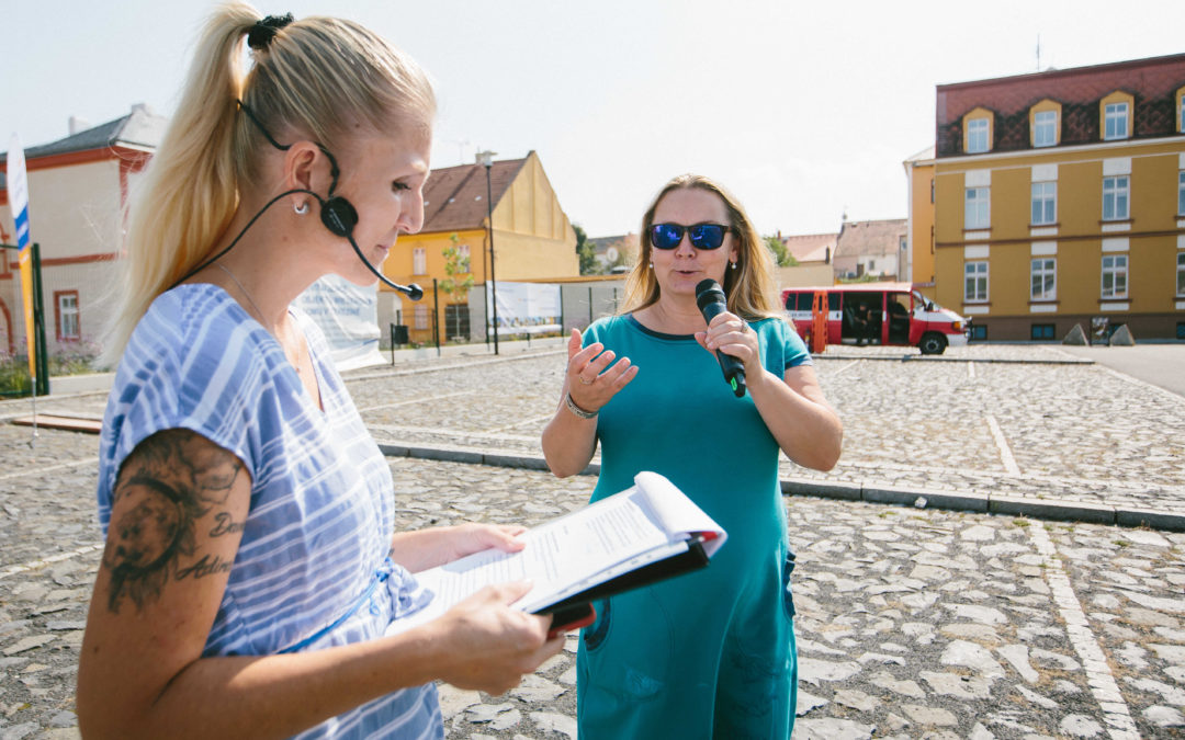 Terezín: Kde fondy Evropské unie pomáhají
